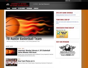 Austin Bulldog Basketball