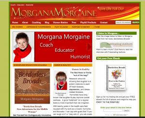 Morgana Morgaine Coaching