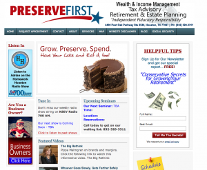 PreserveFirst Financial