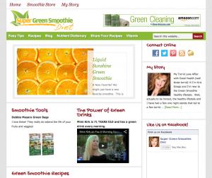 Super Green Smoothie Diet