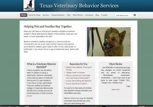 Texas Vet Behavior