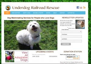Underdog Railroad Rescue